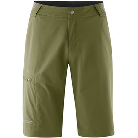 Maier Sports Norit Bermuda Shorts Heren, winter moss
